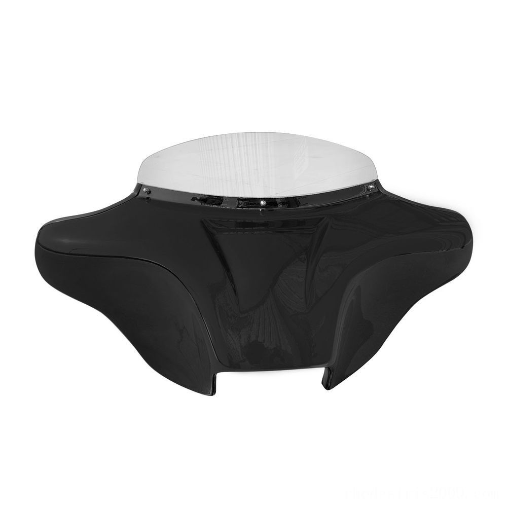 Black Friday Sale - Reckless Motorcycles 4-Speaker Batwing Fairing - FATBOY525