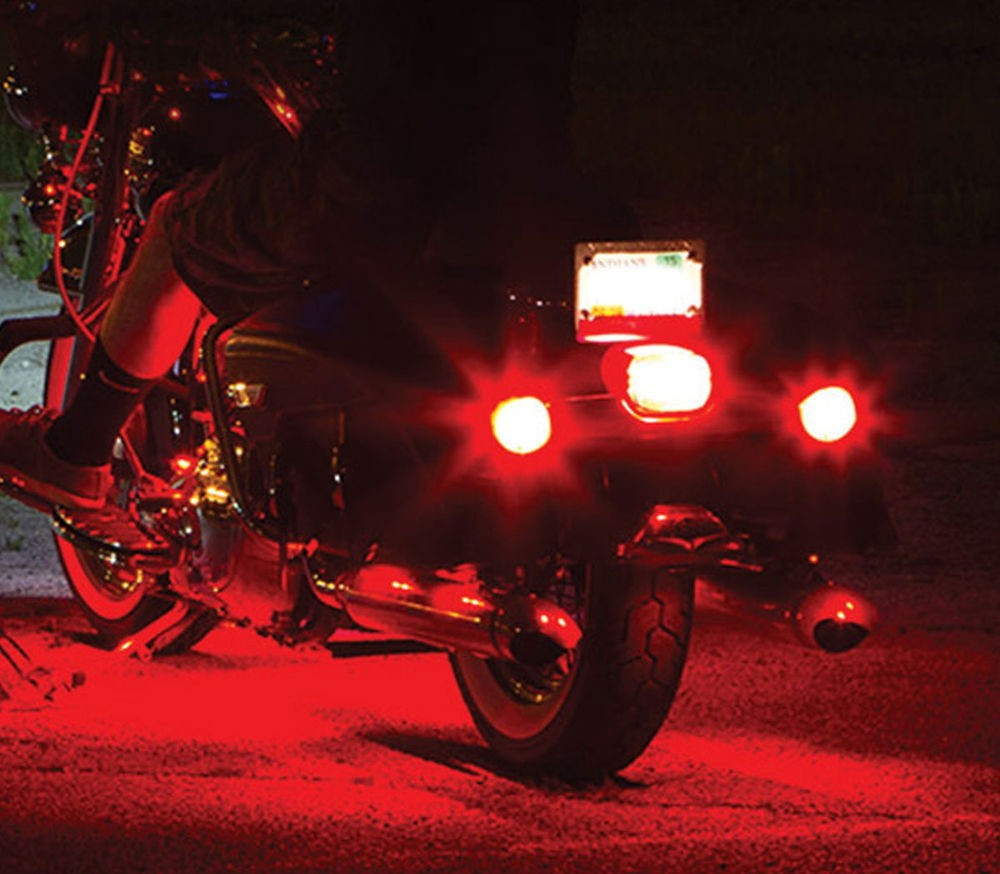 Black Friday Sale - XK Chrome LED Pro Kit - KS-MOTO-PRO