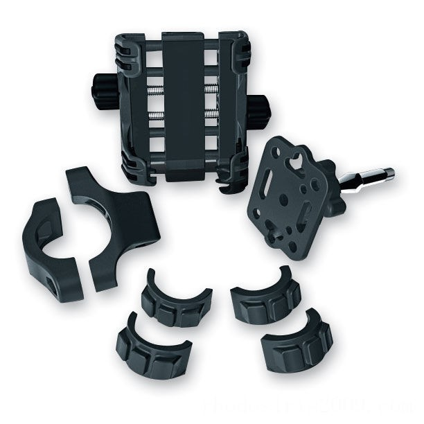 Black Friday Sale - Kuryakyn Tech-Connect Complete Cell Phone or Device Handlebar Mount Kit - 1699