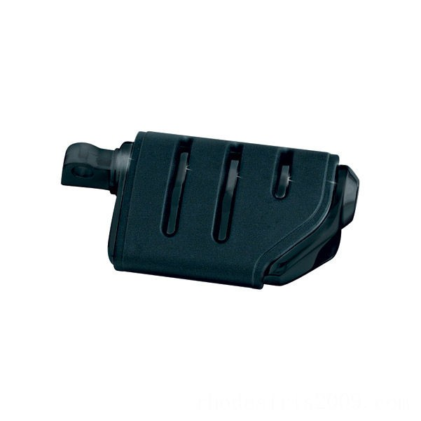 Black Friday Sale - Kuryakyn Dually Trident ISO Footpegs with Adapter - 7562