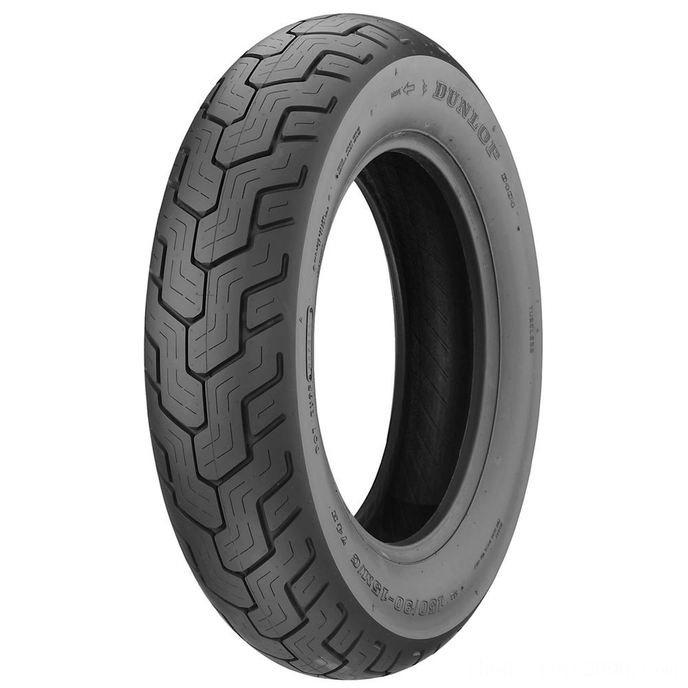 Black Friday Sale - Dunlop D404 150/80-16 Rear Tire - 45605612