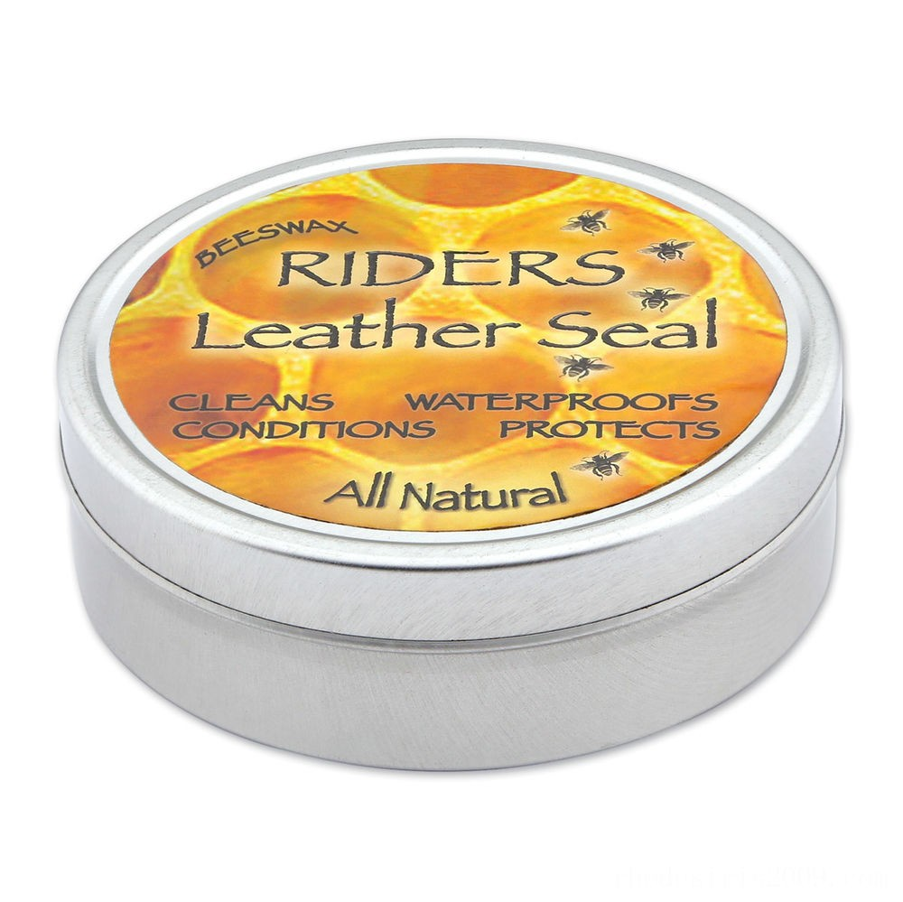 Black Friday Sale - Riders Leather Seal 8oz. Can - LS2000-01
