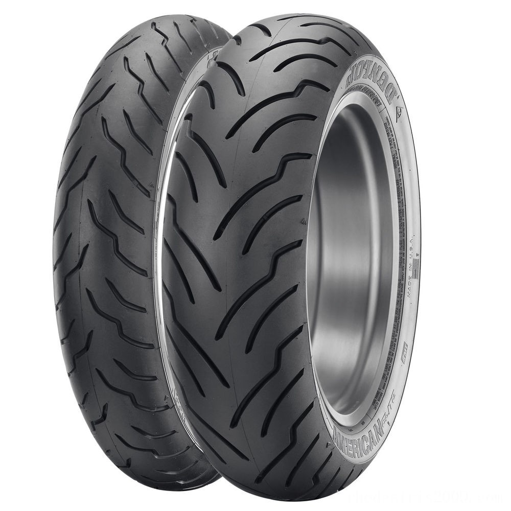Black Friday Sale - Dunlop American Elite MH90-21 54H Front Tire - 45131420