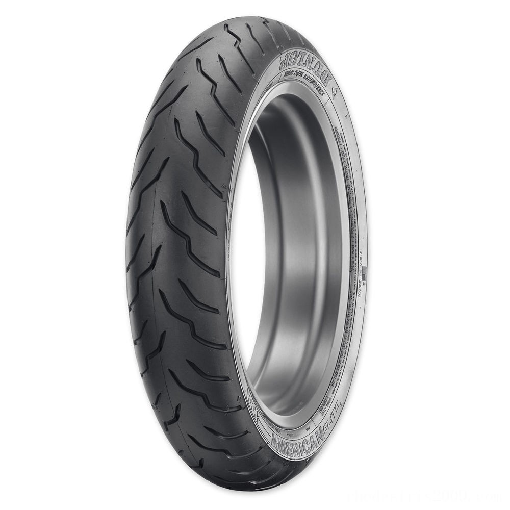 Black Friday Sale - Dunlop American Elite 140/75R17 67V Front Tire - 45131663