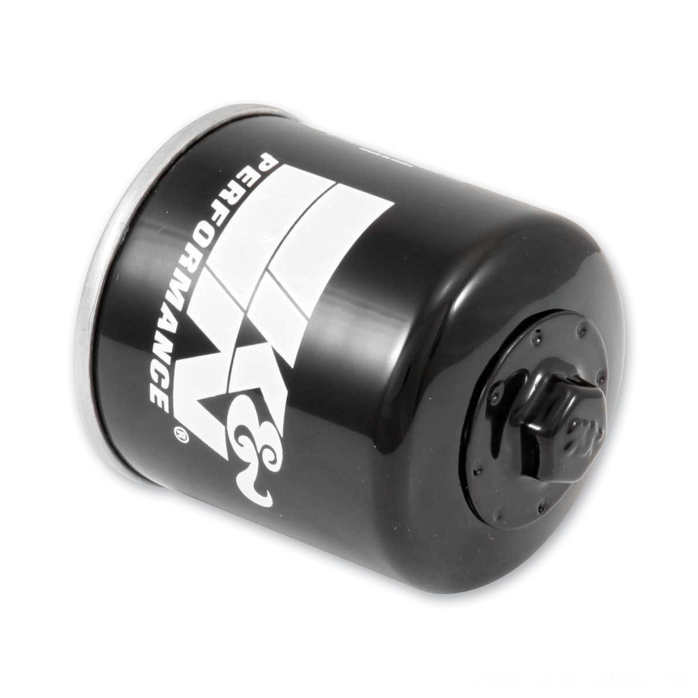 Black Friday Sale - K&N High Performance Black Wrench-Off Oil Filter - KN-204