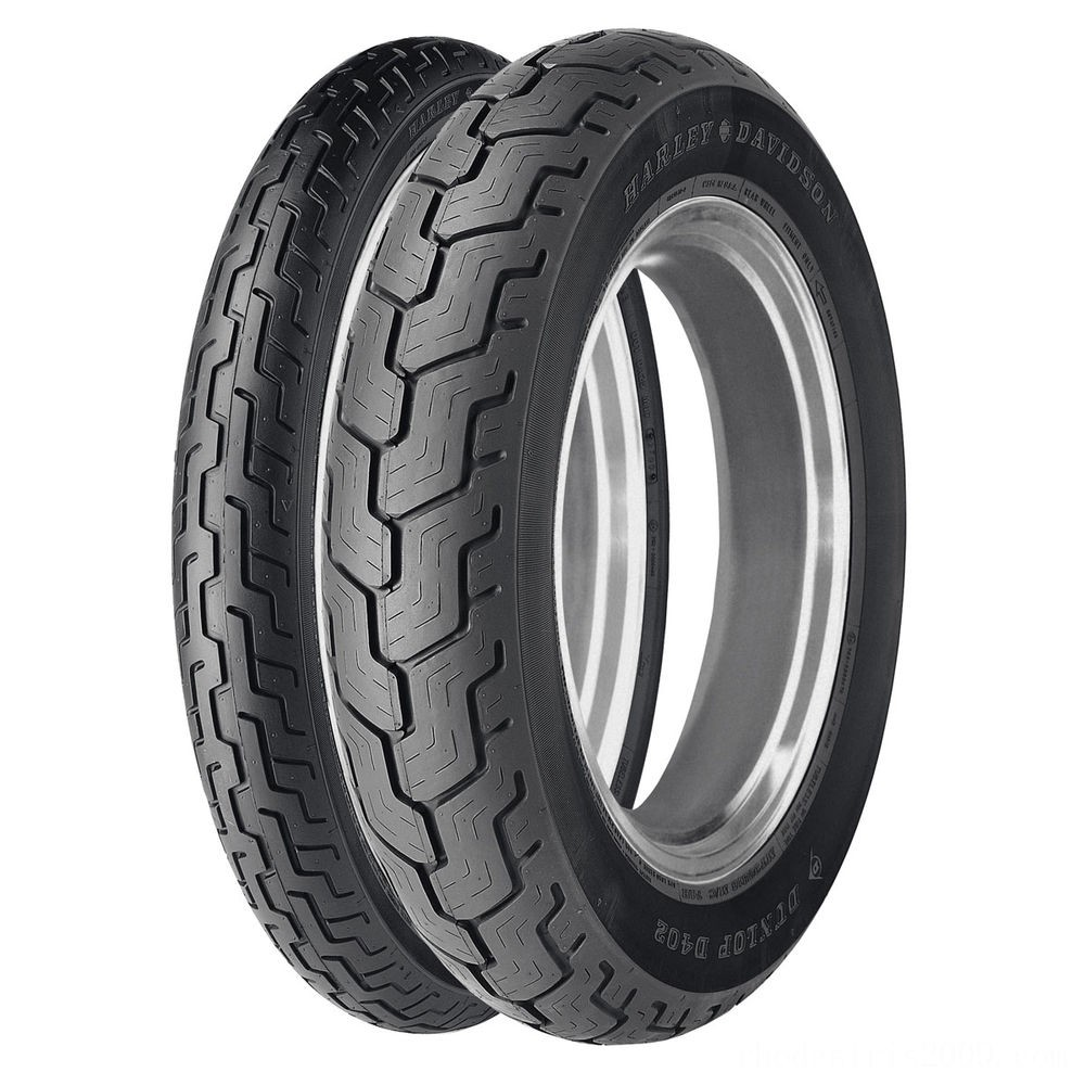 Black Friday Sale - Dunlop D402 MU85B16 Rear Tire - 45006025