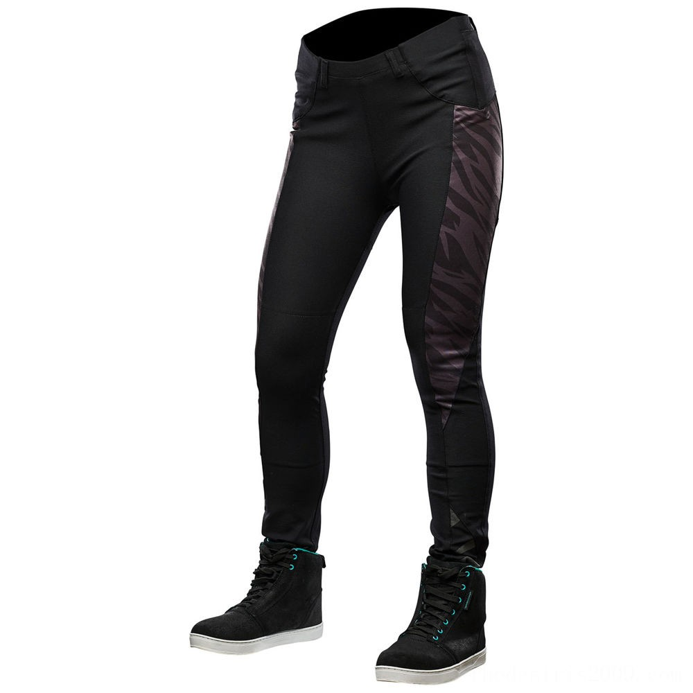 Black Friday Sale - Speed and Strength Women's Cat Out'a Hell Black Yoga Pants - 880745