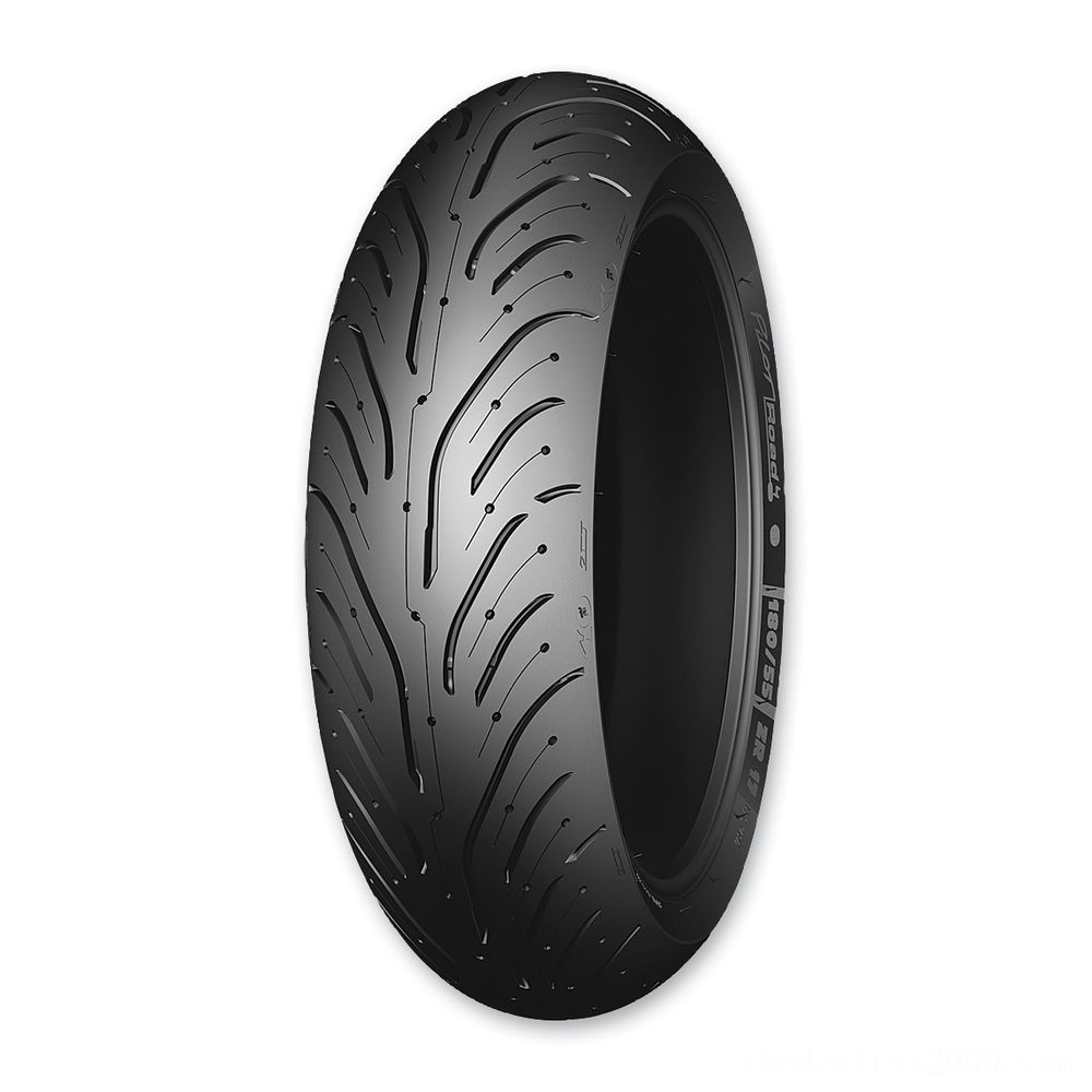 Black Friday Sale - Michelin Pilot Road 4 GT 180/55ZR17 Rear Tire - 48057