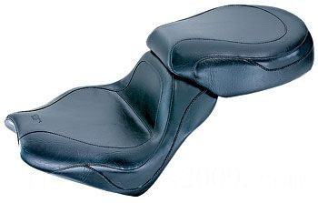 Black Friday Sale - Mustang 2-Piece Sport Touring Seat - 75651