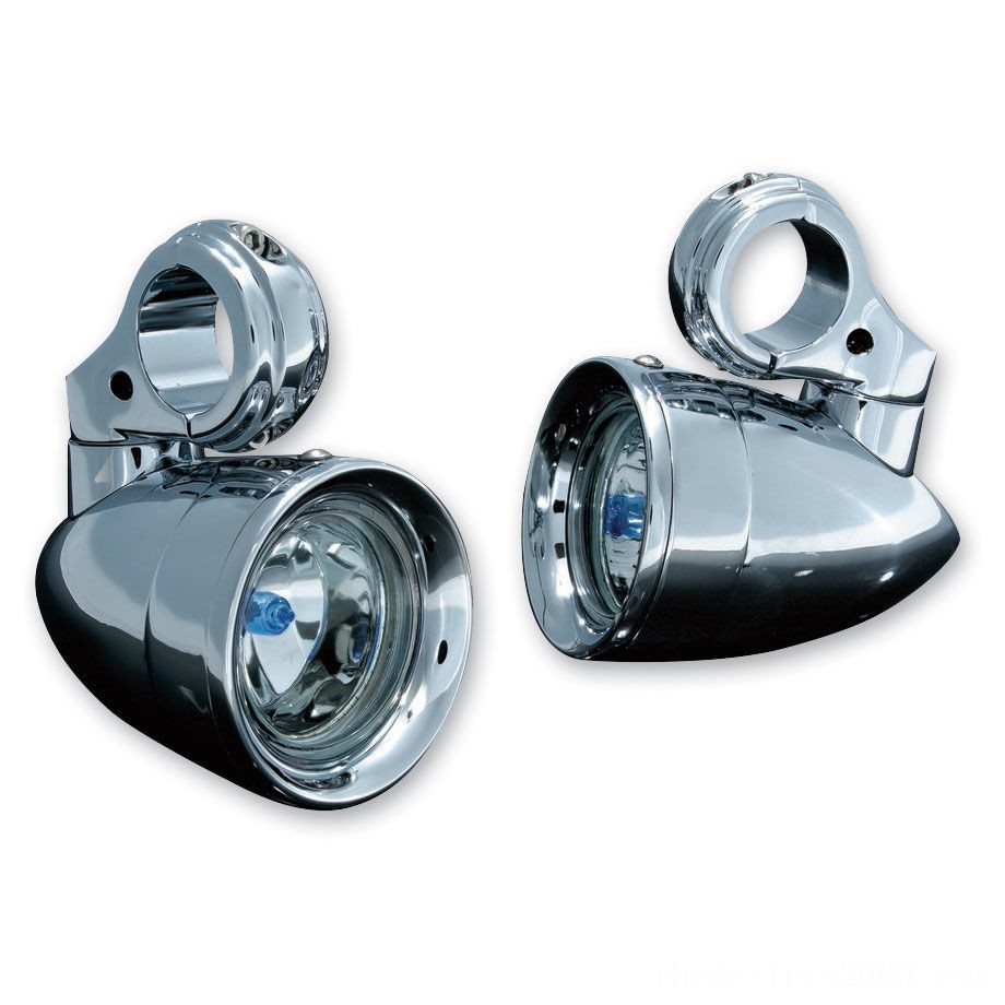 Black Friday Sale - Kuryakyn Engine Guard Mounted Driving Lights - 5019
