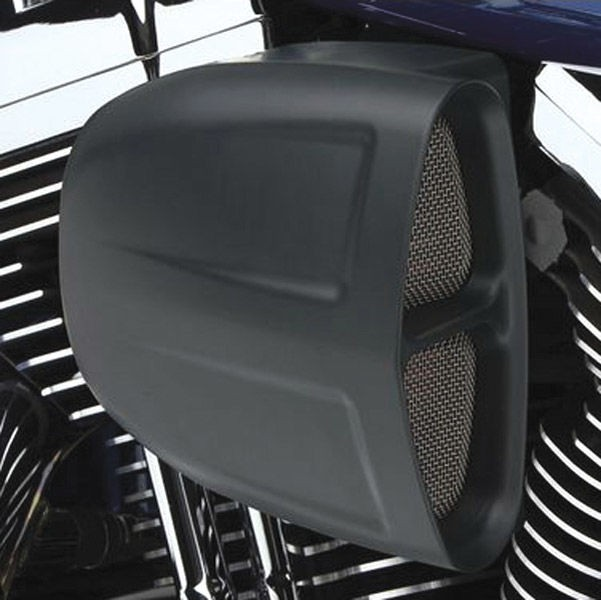 Black Friday Sale - Cobra PowrFlo Air Cleaner System Black - 06-0119B
