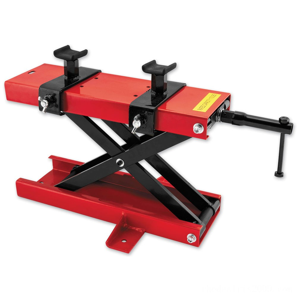 Black Friday Sale - BikeMaster Heavy Duty Steel Center Jack - TL-M01102
